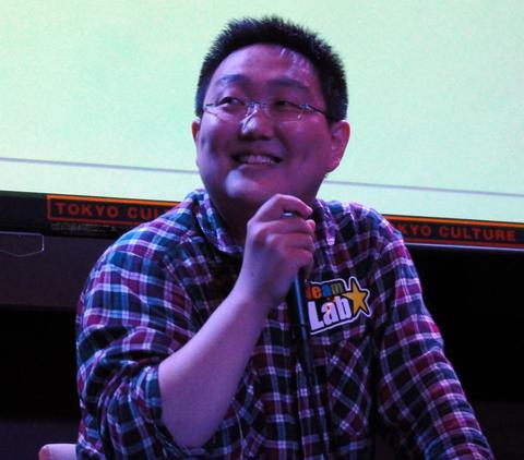 チームラボの山本遼さんは、前回大会の優勝者。連覇なるか?