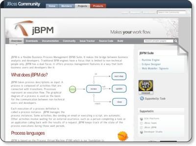 jBPM - JBoss Community via kwout
