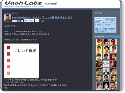 ウノウラボ Unoh Labs