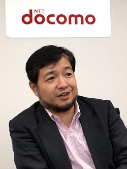 NTTドコモ スマートフォン事業部アプリケーション企画担当部長 山下哲也氏