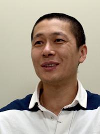 「韓ドロイド」を運営するウェード・コムの執行取締役 SI事業部長 曺泰鉉氏