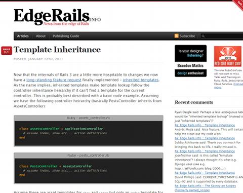 Railsの最新の機能をいち早くまとめている「Edge Rails」