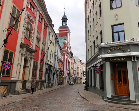 ラトビア共和国、リガ