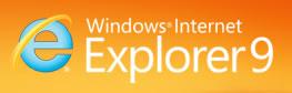 Internet Explorer 9がついに登場!
