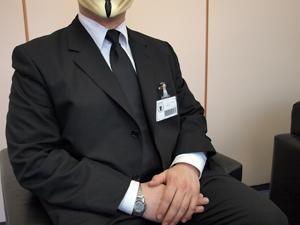 「Anonymous=ハッカー・クラッカー集団」ではないという