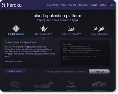 http://www.heroku.com/