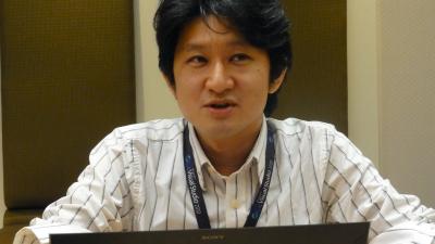 日本マイクロソフト デベロッパー&プラットフォーム統括本部UX&クライアントプラットフォーム推進部 高橋忍氏