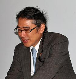 琉球大学工学部情報工学科准教授 河野真治氏