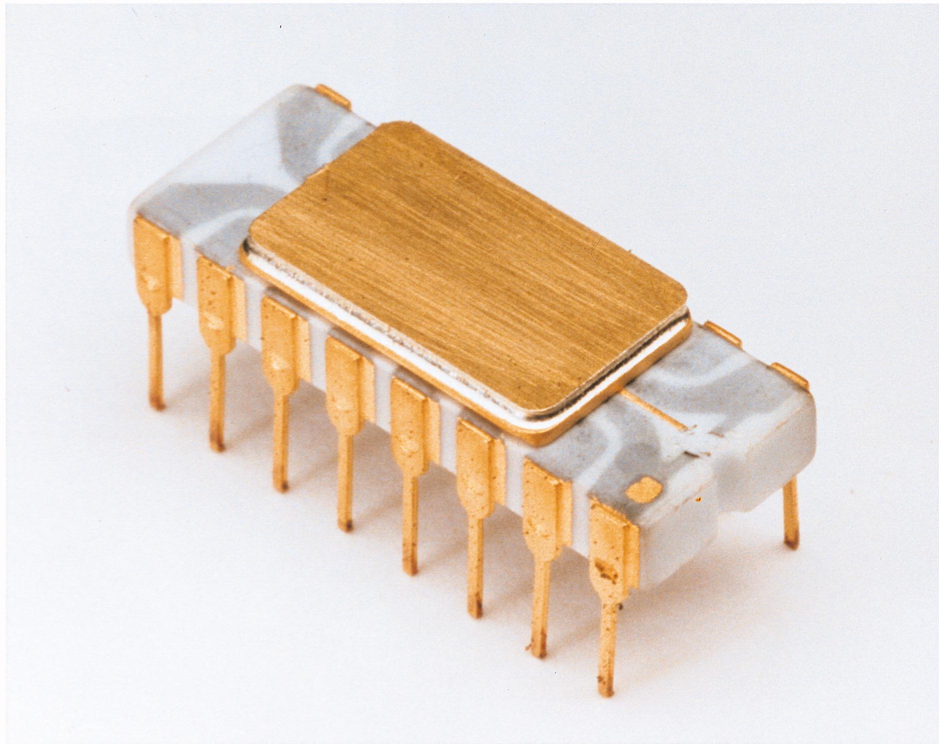 第139回 世界初のプロセッサ「4004」誕生40周年に思うこと:頭脳放談 ...