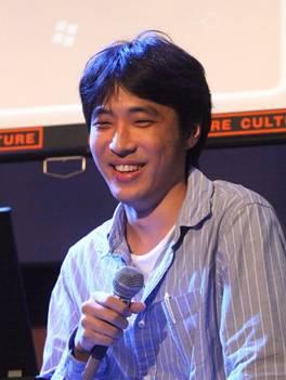 趣味でゲーム制作などをしているという松村哲郎氏(@rdmmtd)