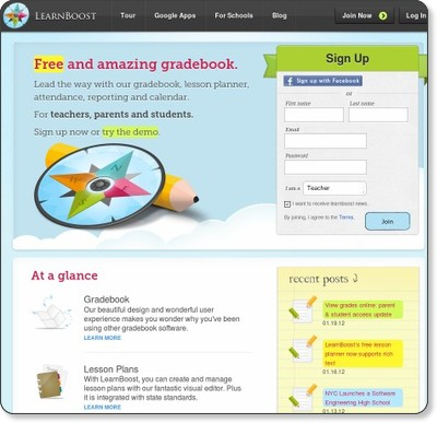 Free Gradebook for Teachers | LearnBoost