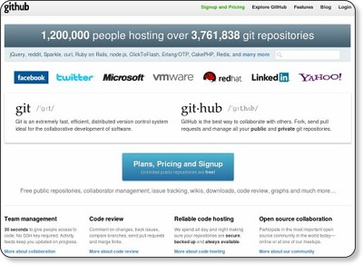 GitHub - Social Coding