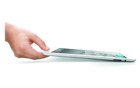 図2 特徴を考えて用途を割り切れば、iPadは開発者にとっても便利な道具になる。出典:アップル・ジャパン。クリックすると拡大
