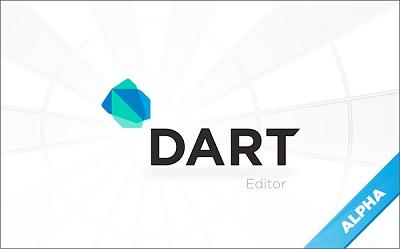 Dartエディタ スプラッシュ