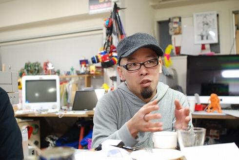 布目 幹人さん(日本大学藝術学部 講師。海外、国内の広告賞を受賞)