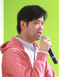 橋本正徳氏