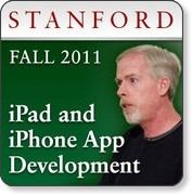 iPad and iPhone Application Development (HD) - Download free content from Stanford on iTunes
