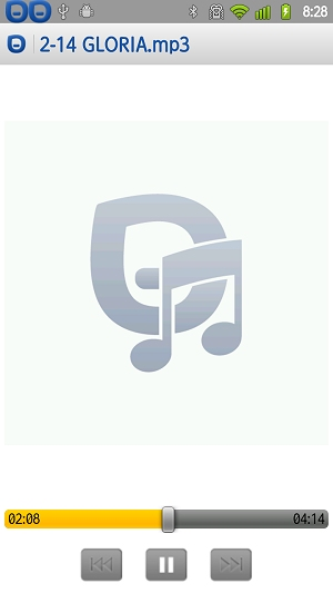 pogoplugに保存した音楽を再生できるプレーヤー機能