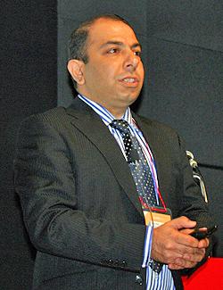 オラクル Java Product Managemet DirectorのNaveen Asrani氏