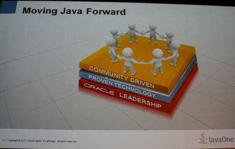 Javaの進化を支える3つの柱
