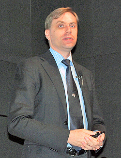 オラクル Product Management Senior DirectorのHenrik Stahl氏