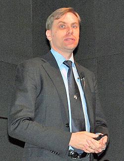オラクル Product Management Senior DirectorのHenrik Stahl氏