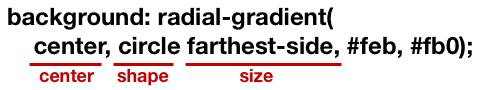 linear-gradientの書式