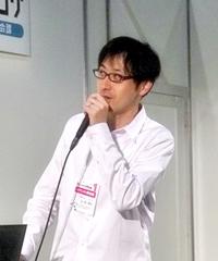 東京大学大学院教授の五十嵐健夫氏