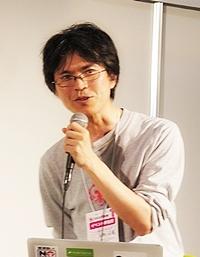 高橋征義氏(日本Rubyの会代表、達人出版界代表取締役)