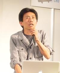 角谷信太郎氏(永和システムマネジメント)