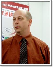 マシュー・ライス(Matthew Rice)氏