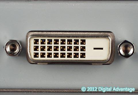 機器に搭載されているDVIコネクタ(その2)