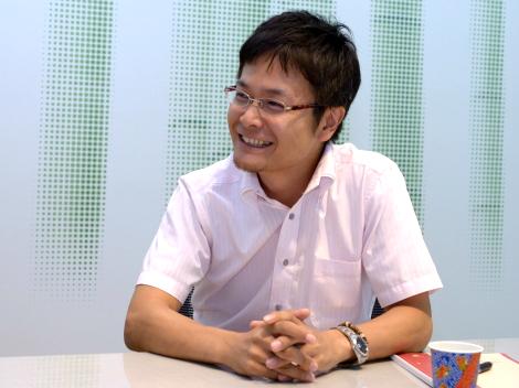 花谷俊英氏