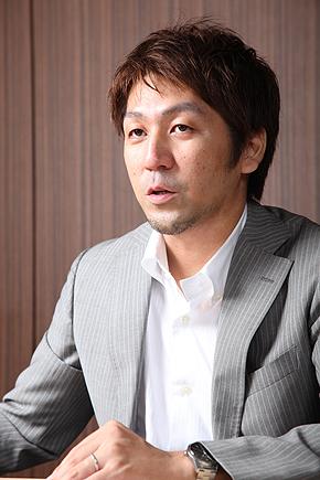 日本ヒューレット・パッカード サーバー・ネットワーク製品統括本部 製品戦略室 室長 荒木裕介氏