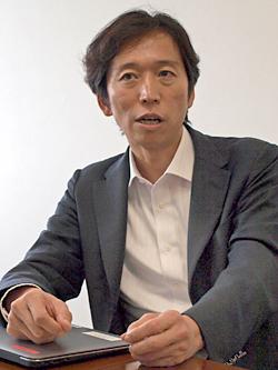 マカフィー セールスエンジニアリング本部 本部長 佐藤重雄氏