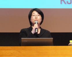 ITジャーナリスト/KDDI総研特別研究員の趙章恩(チョウ・チャンウン)氏