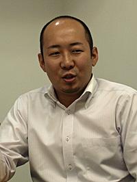 バラクーダネットワークスジャパン シニアセールスエンジニア 佐藤栄治氏