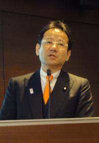 参議院議員元文部科学副大臣 鈴木寛氏