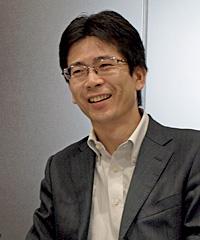 森田泰彰氏