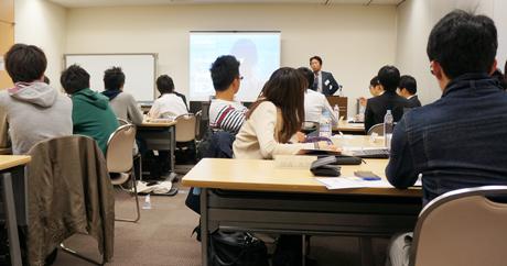 テクノロジー塾「実践Technology Consulting」開催の様子