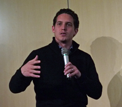 GitHub CIO スコット・チャコン(Scott Chacon)氏