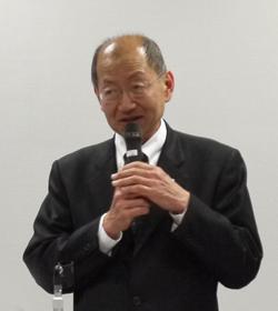 後藤建築事務所 代表取締役 後藤英逸氏