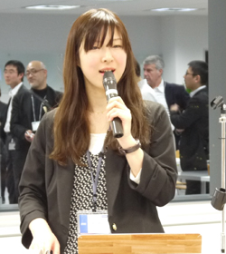 MONOの立ち上げメンバー 駒菜穂子氏
