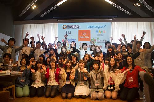 Rails Girls Tokyo 2nd