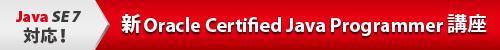 Java SE 7対応! 新Oracle Certified Java Programmer講座