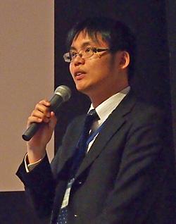さくらインターネット株式会社 代表取締役社長 田中邦裕氏