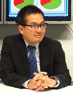 インテル クラウド・コンピューティング事業部 坂本尊志氏