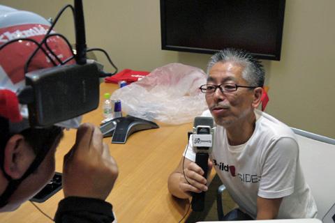 デジタルアドバンテージ代表取締役 小川誉久氏