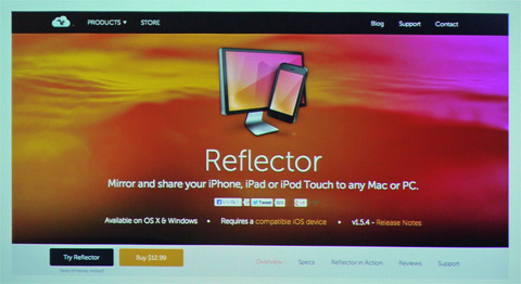 Try Reflector1