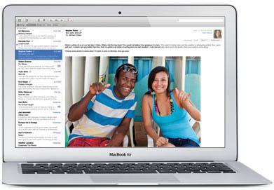 新MacBook Airは、バッテリの持ちを気にせずに思う存分使える!